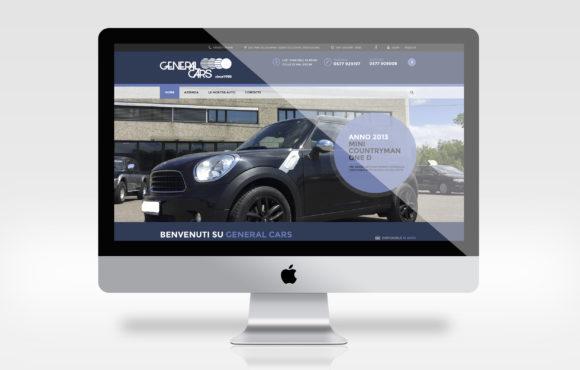 Sito Internet General Cars
