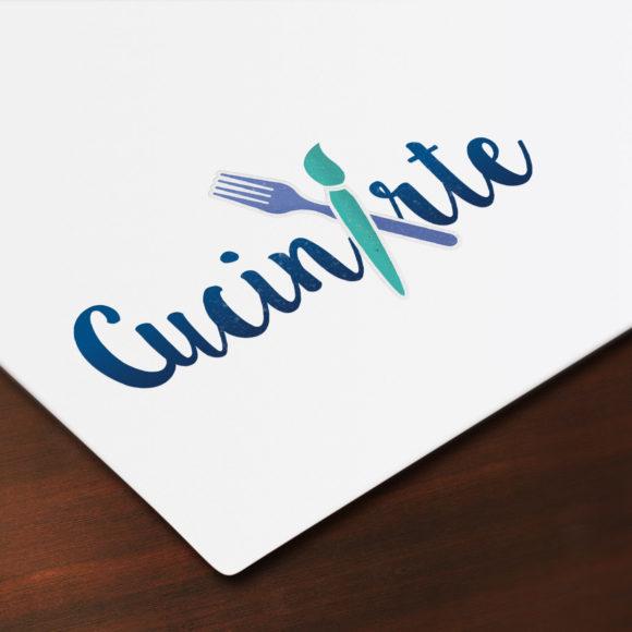 Logo e Materiale Pubblicitario Cucinarte