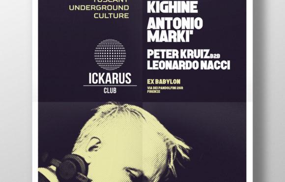 Flyer Ickarus Club