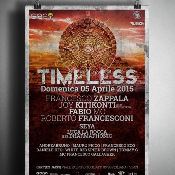 Flyer Timeless