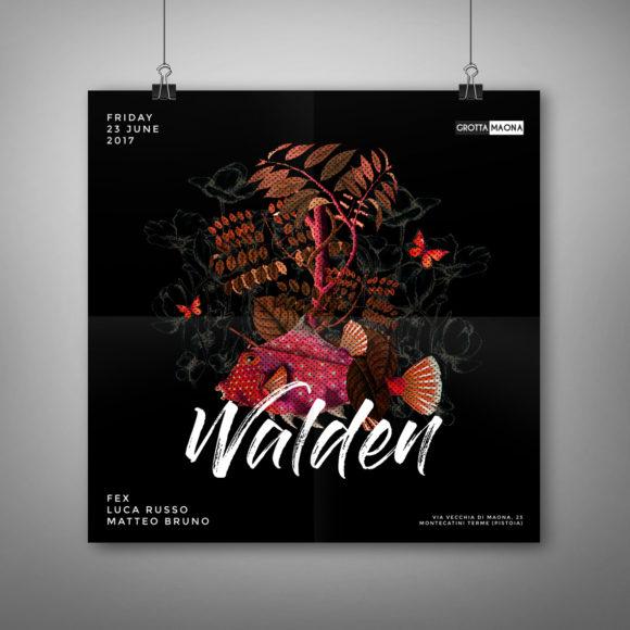 Flyer Walden