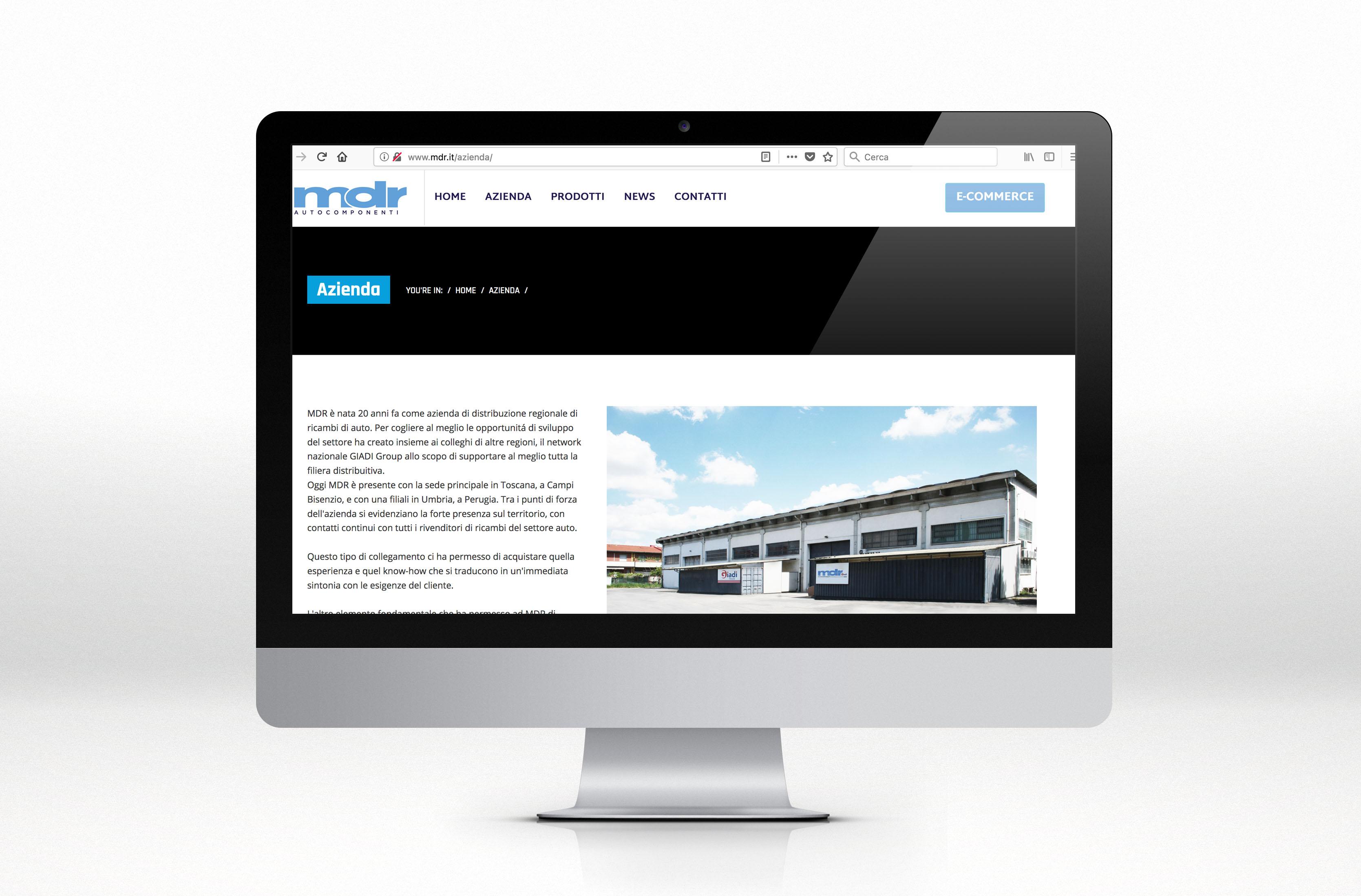 magazine logo design sito internet e materiale ForDesign Sito