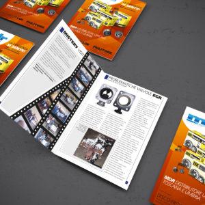 Magazine Logo Sito Internet Mdr