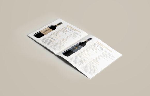 Brochure Fattoria della Talosa