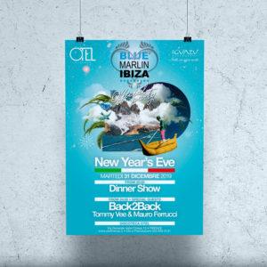 Manifesto Blue Marlin Ibiza – Otel