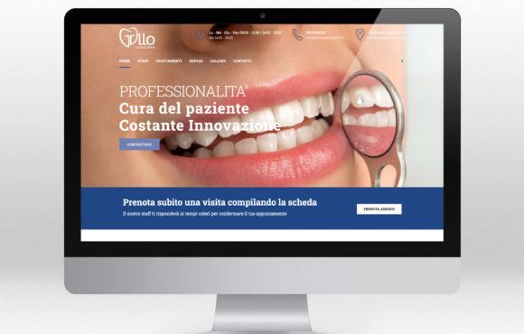 Sito Internet Odontoiatria Grillo