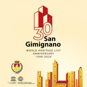 Materiale Pubblicitario Comune di San Gimignano