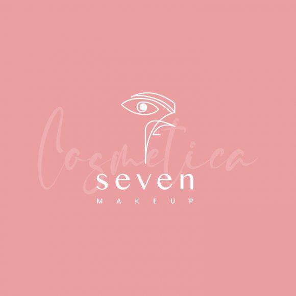 Logo Seven Makeup